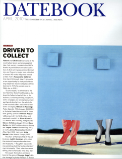 "Photograph of ""Driven to Collect"""