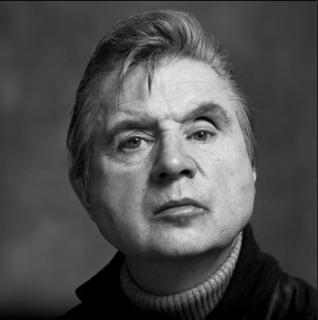 Photograph of Francis Bacon