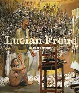 Lucian Freud Recent Works Catalogue Cover