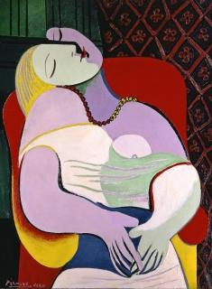 Pablo Picasso, Le Rêve, 1932