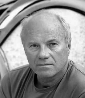 Photograph of James Rosenquist