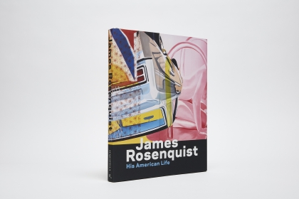 Rosenquist Catalogue cover, detail of Lanai