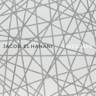 Jacob El Hanani Linescape: Four Decades cover