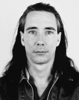 Photograph of Mike Kelley