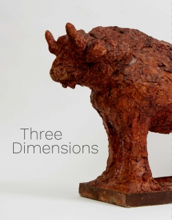 Three Dimensions: Modern and Contemporary Approaches to Relief and Sculpture