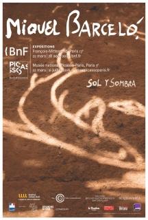 """Miquel Barceló """"Sol y Sombra"""""""