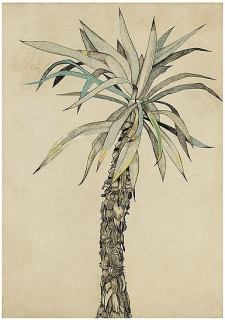 Lucian Freud, Palm Tree, 1942