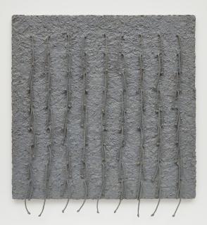 """Eva Hesse, """"Iterate,"""" 1966-67"""