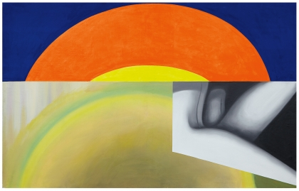 James Rosenquist, Brighter than the Sun