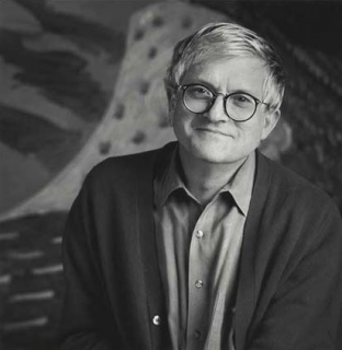 Photograph of David Hockney