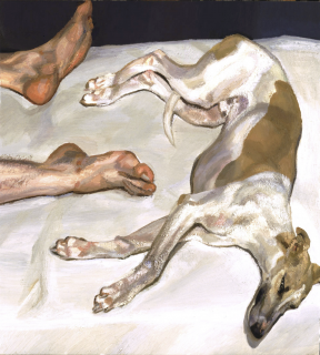 Lucian Freud: Recent Paintings and Etchings