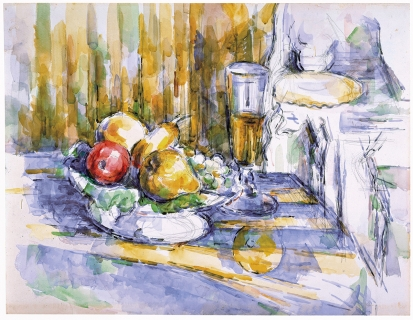 Cézanne Watercolors