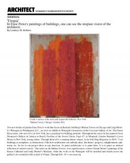 """Photograph of """"Exhibit 'Utopia'"""""""