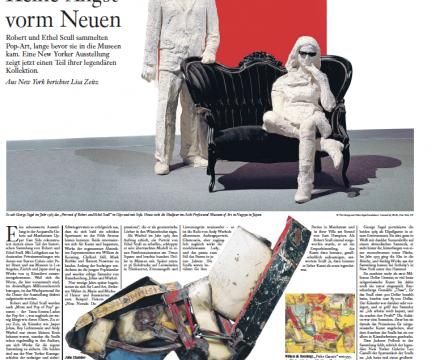"""Photograph of """"Keine Angst vorm Neuen"""""""