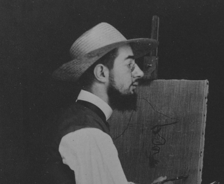 Photograph of Henri de Toulouse-Lautrec