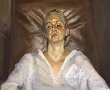 Lucian Freud, Louisa, 1998