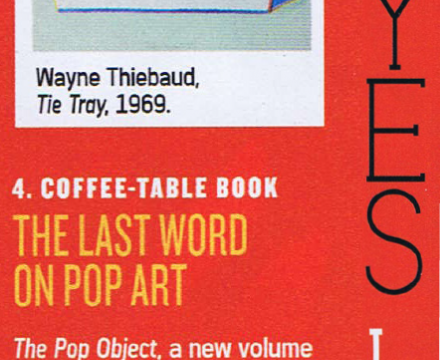 Photograph of The Last Word on Pop Art