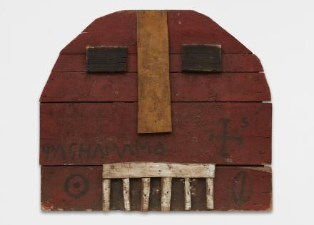 Joaquín Torres-García, Representatión de la Tierra-Pachamama [Representation of Earth-Pachamama], 1944