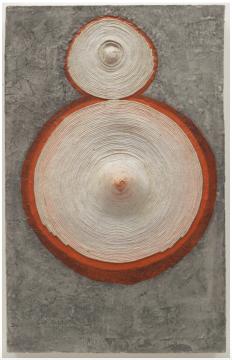 Eva Hesse, Ringaround Arosie, 1965