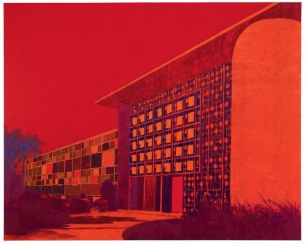 Enoc Perez, Biblioteca Jose M. Lazaro, UPR, 2010