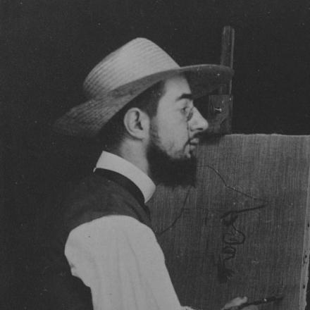 Photograph of Henri de Toulouse-Lautrec