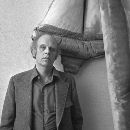 Photograph of Claes Oldenburg