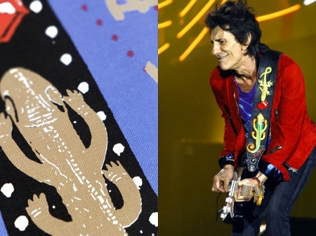 Ronnie Wood: Artist, Painter, Author, Rolling Stone (The Interview)