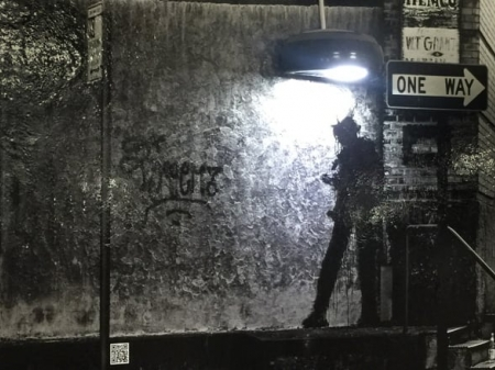 Richard Hambleton: the influential Canadian street artist you've never heard of