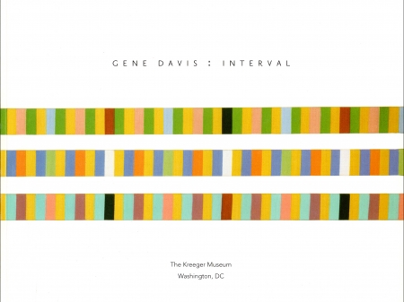 """Gene Davis: The Freshmaker"" by Andrea Pollen"