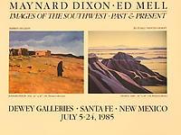 Maynard Dixon - Ed Mell