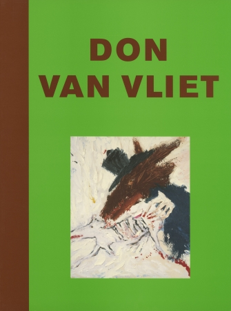 Don Van Vliet: Paintings