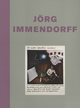 Jörg Immendorff: Maoist Paintings: The Early Seventies