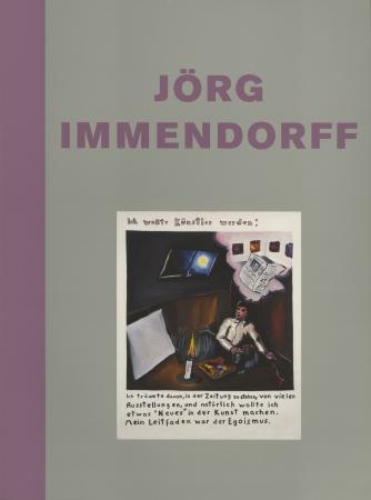 Jörg Immendorff: Maoist Paintings: The Early Seventies