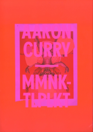 Aaron Curry: MMNKTLPLKT
