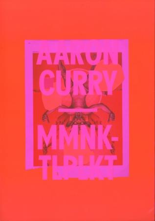Aaron Curry: MMNKTLPLKT