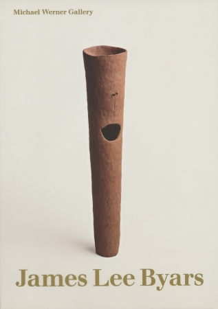 James Lee Byars: Early Works and The Angel