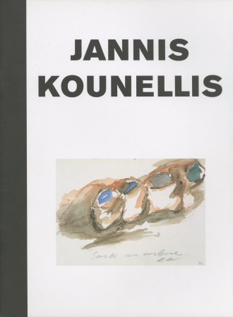 Jannis Kounellis: Works on Paper
