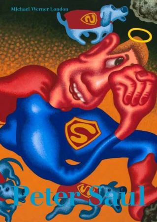 Peter Saul: Some Terrible Problems