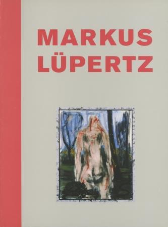 Markus Lüpertz: Rückenakte