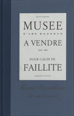 Marcel Broodthaers: The Complete Prints