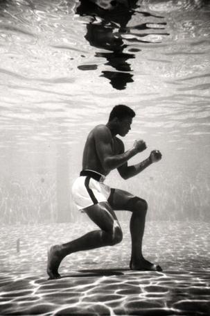 Ali Underwater
