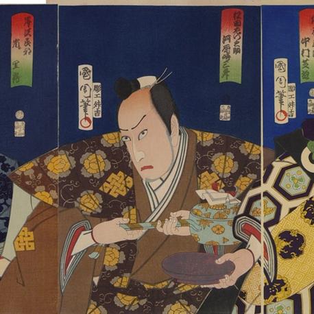 Toyahara Kunichika