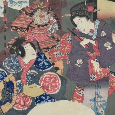 Utagawa Kunisada