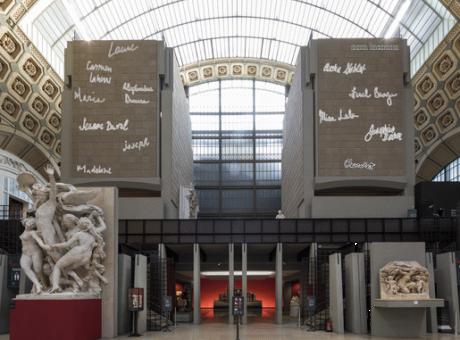 Glenn Ligon: Some Black Parisians