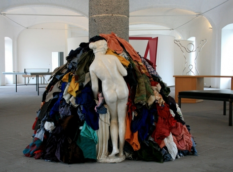 Michelangelo Pistoletto included in BIENALSUR 2019