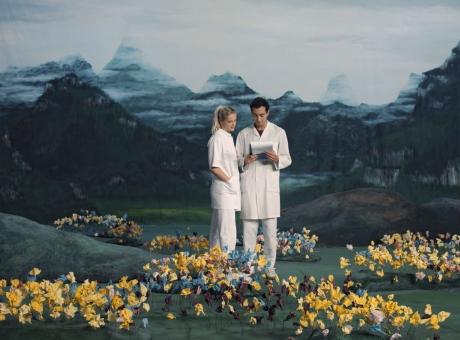 "Ragnar Kjartansson premieres ""Figures in Landscape"""
