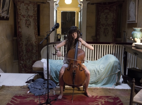 """""""Ragnar Kjartansson: The Visitors and Scenes from Western Culture"""" solo exhibition"""