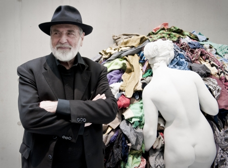 Michelangelo Pistoletto awarded 2018 Roswitha Haftmann Prize