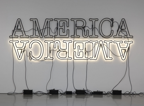 Glenn Ligon: Selections from the Marciano Collection
