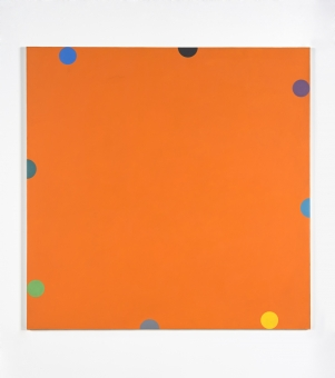 """Jeremy Moon in """"Kaleidoscope, Colour and Sequence in 1960s British Art"""""""